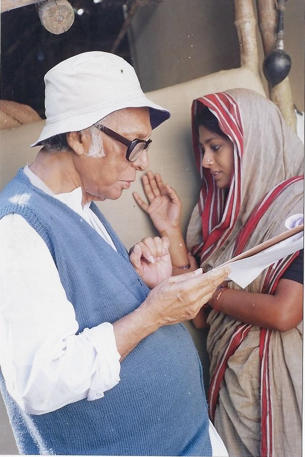 Nandita Das's shocking revelation on Mrinal Sen's last film