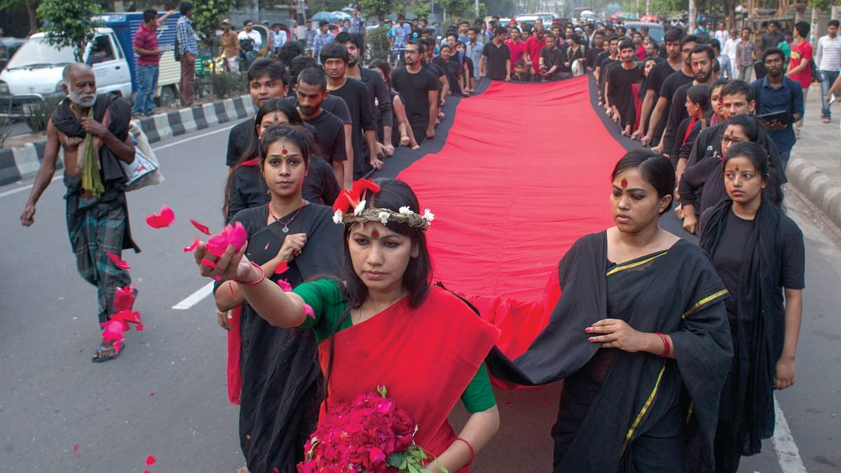 Bangladesh War: The embers of liberation