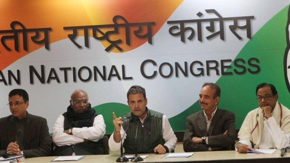 Modi Govt 'lied' to the Court, says PAC chairman & Rahul Gandhi
