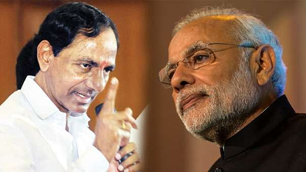 KCR is playing BJP's game: No opposition front is viable without Congress