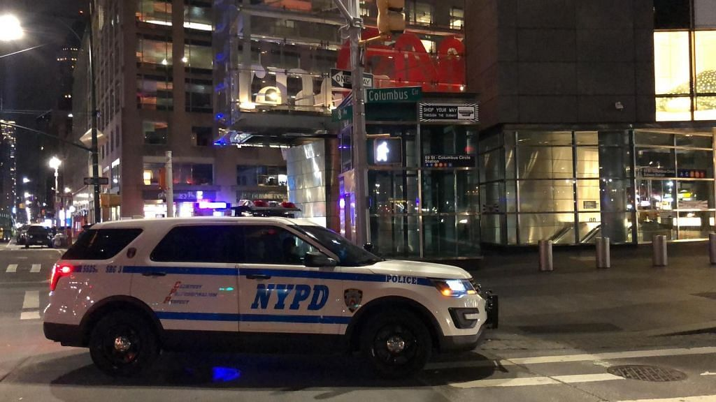 CNN's offices in New York evacuated after 'bomb threat' call