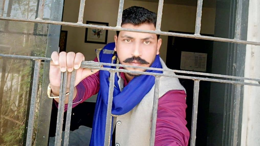 Bhim Army chief Chandrashekhar Azad detained in hotel