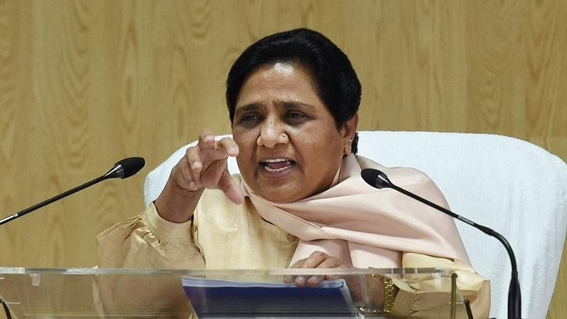 Noida police's order to stop offering namaz at park is discriminatory says BSP Chief Mayawati