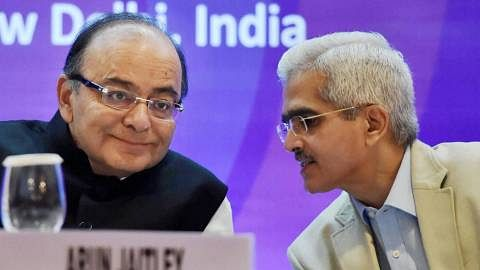Congress: New governor will diminish RBI, play to government's tunes