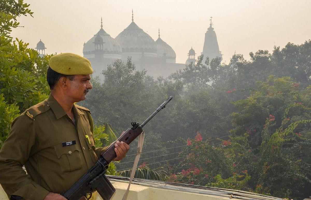 BJP preparing for Babri 2.0 by targeting Varanasi mosque and keep the communal cauldron boiling