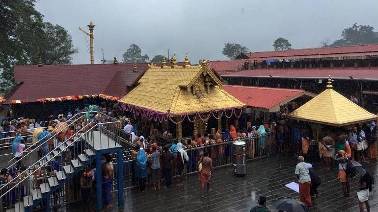 Sabarimala temple opens, devotees to be allowed from November 16
