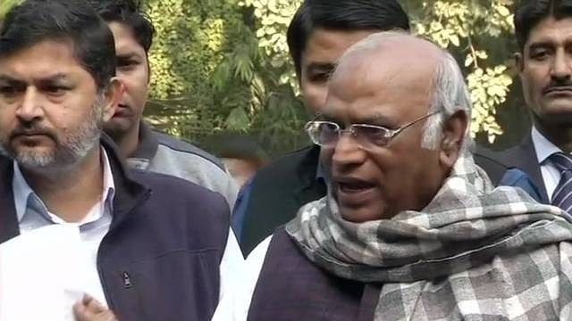PAC Chief Kharge: Will summon Attorney General and CAG over lie to SC