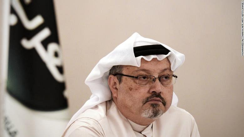 'I can't breathe', Khashoggi's last words