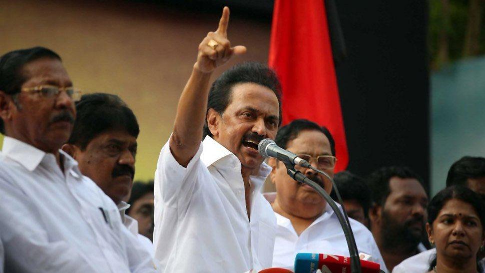 Stalin: PM Modi held 'kangaroo court' to unite AIADMK factions