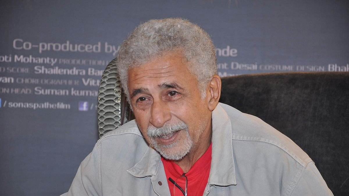 In defence of Naseeruddin Shah: hail more reactions like his