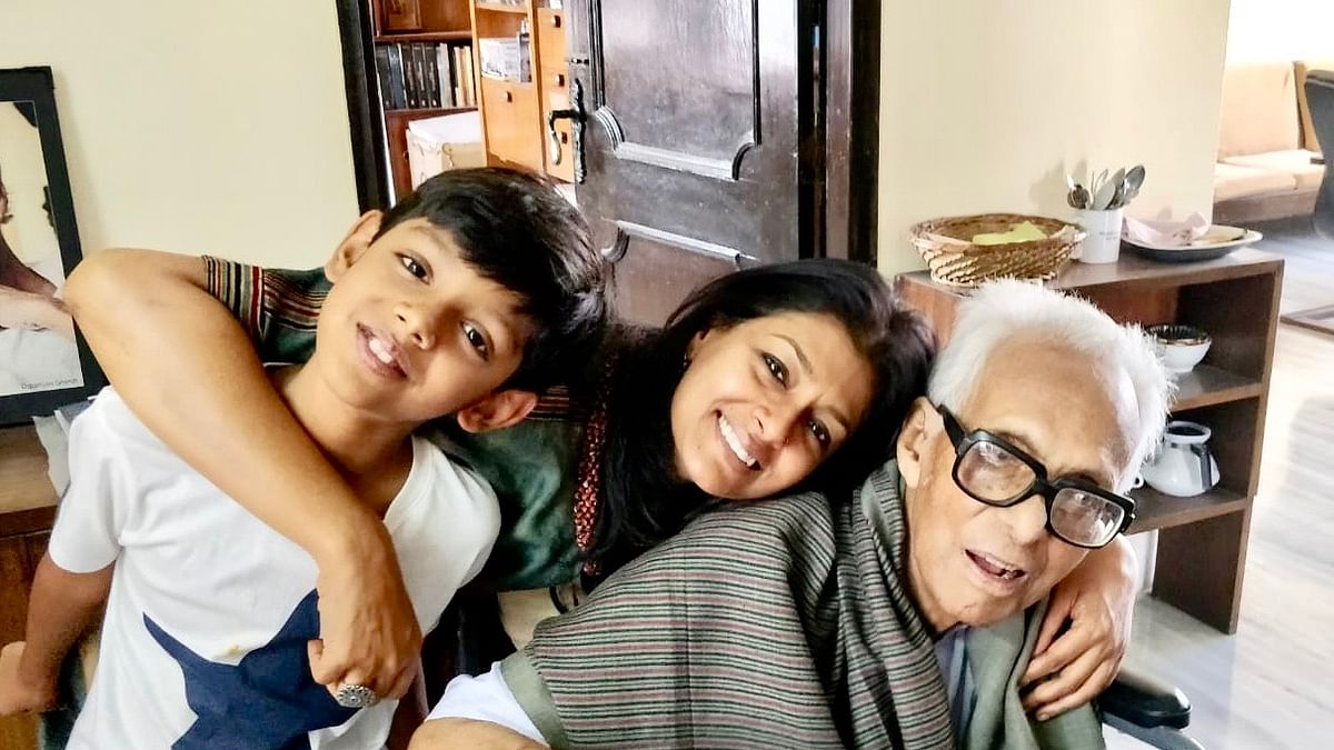 Nandita Das's shocking revelation on Mrinal Sen's last film