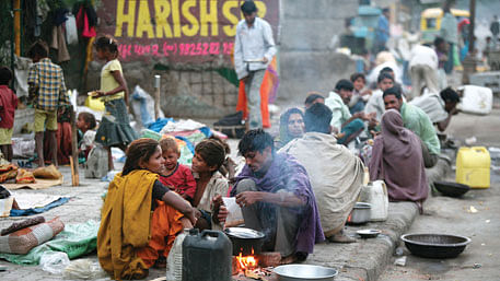 Universal Basic Income the only way to provide security to India's poor