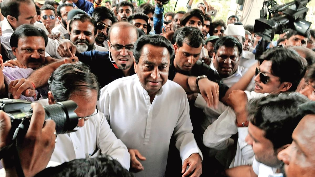 Daunting challenges, unfazed Kamal Nath