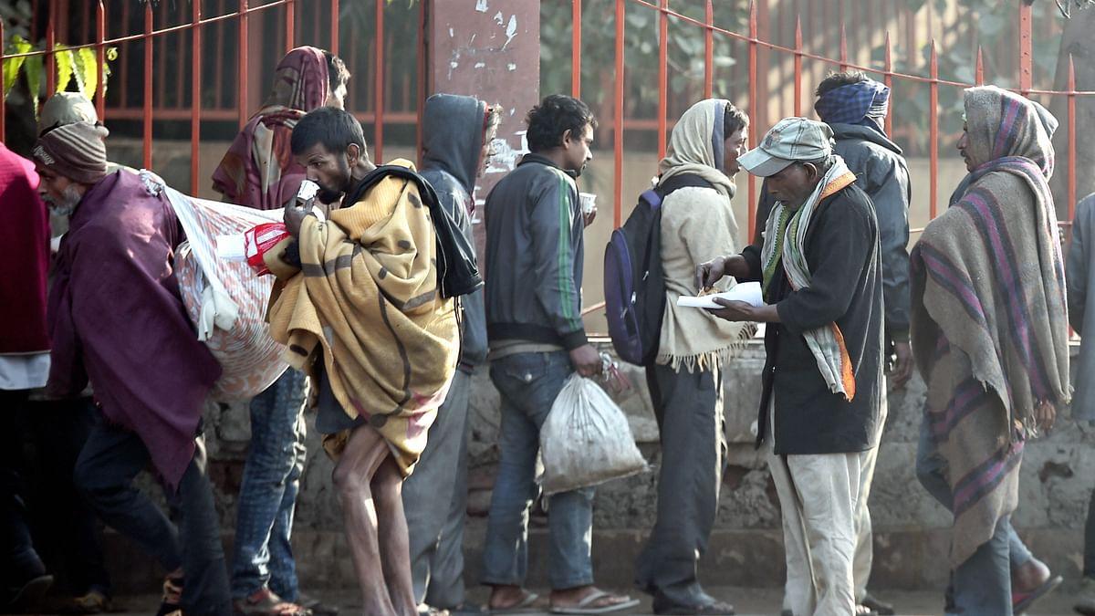 Delhi shivers at 2.6 Degrees Celsius