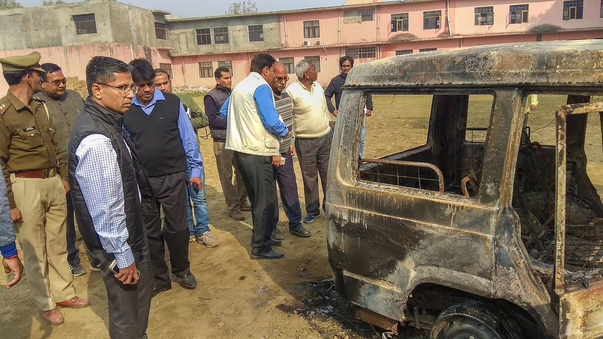 Bulandshahr mob violence: Two police officials transferred
