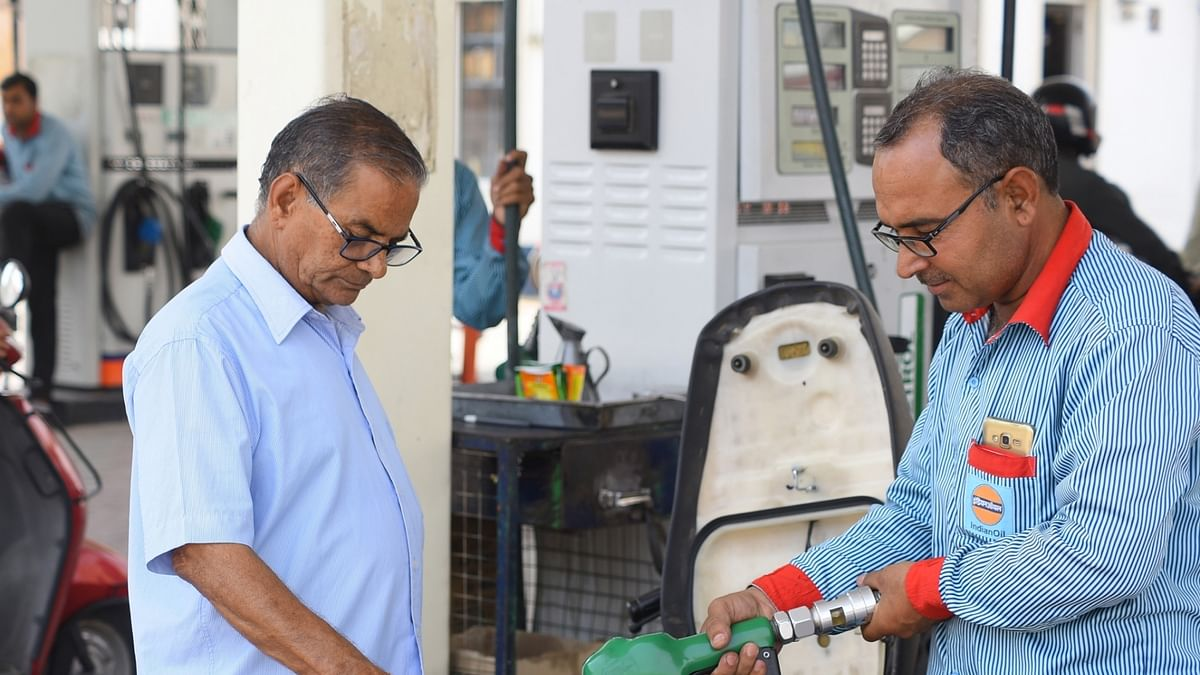 Petrol prices hiked for fifth consecutive day