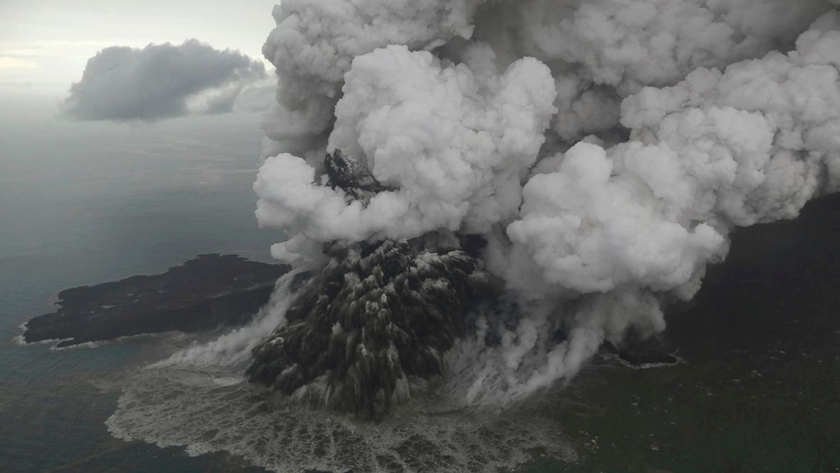 Watch: Tsunami in Indonesia in photos and videos