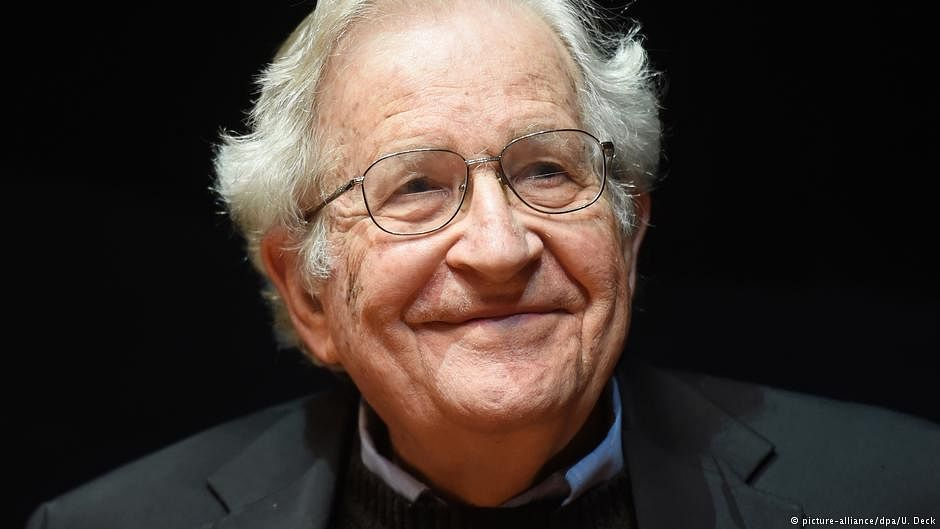 You've to fight for social programmes and reform: Noam Chomsky