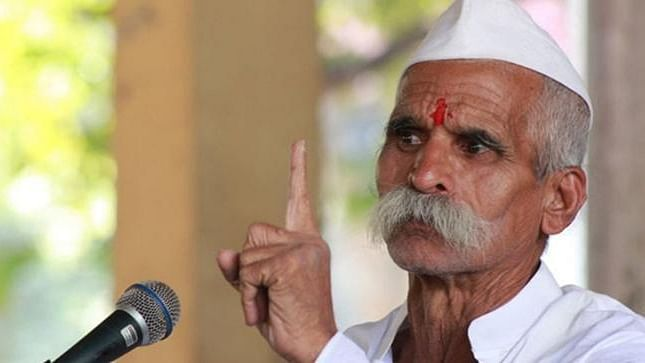 Bhima-Koregaon: Hindutva leader Sambhaji Bhide faces protests by Bhim Army activists