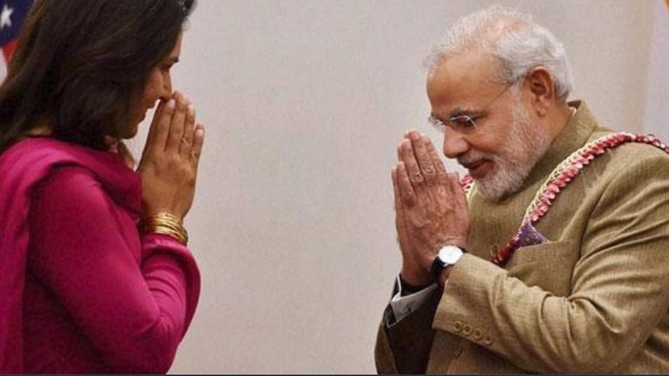 Tulsi Gabbard's ties to Sangh Parivar raise red flags as she prepares to challenge Trump