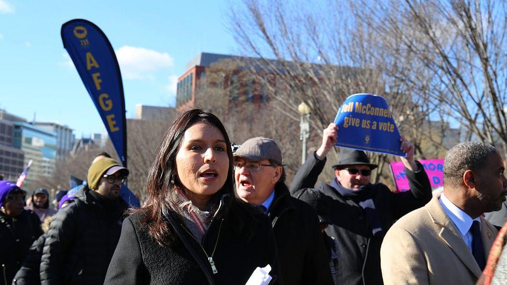 Tulsi Gabbard, the first Hindu in US Congress, to challenge Trump in 2020