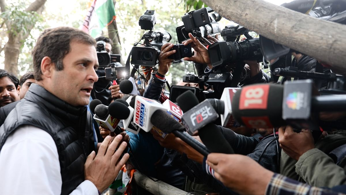 As Priyanka joins Congress, Rahul says still open to an alliance with SP-BSP