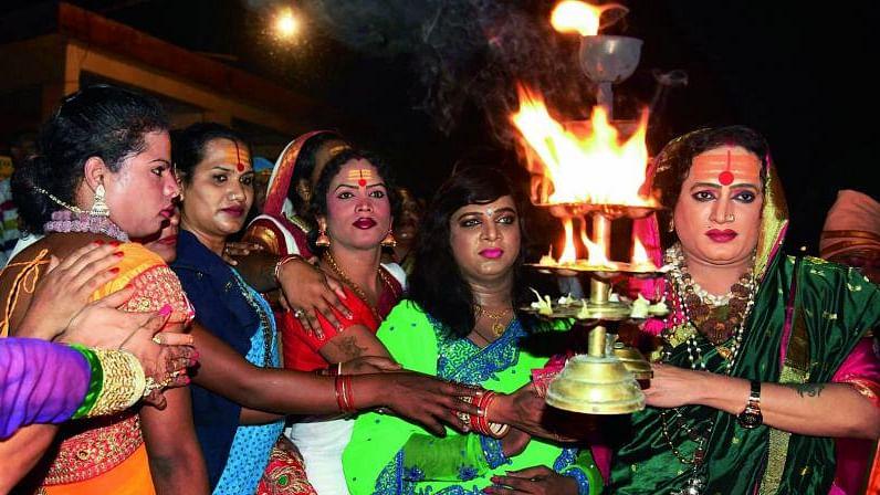 Laxmi Narayan Tripathi leads Kinnar Akhara at Kumbh Mela, calls for more public acceptance