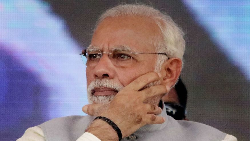 Ahead of PM's visit to Tamil Nadu, #GoBackModi trends on Twitter
