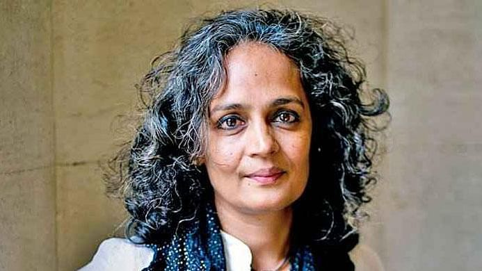 "Arundhati Roy on anti CAA protests: ""This government stands exposed and discredited"""