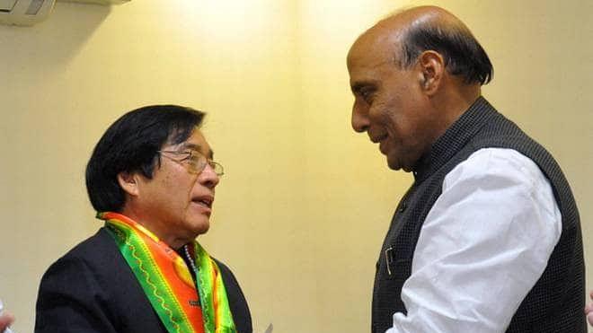 "Former Arunachal CM quits BJP, says the leadership ""hates decentralisation"""