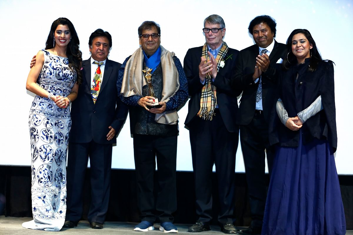 'Film bazaar' and awards were main attractions of first ever Diorama International Film Festival