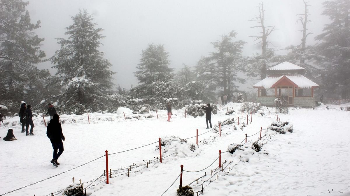 Cold wave continues in northern states following snowfall in upper reaches, rain likely in plains