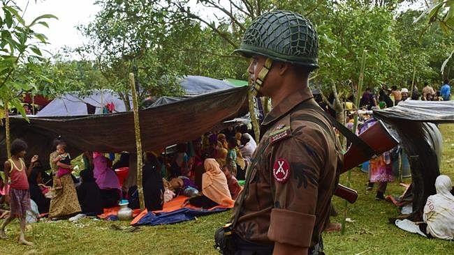 Renewed violence in Myanmar's Rakhine displaces thousands: UN