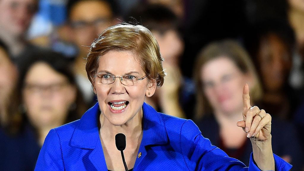Democrat Elizabeth Warren announces her run for  US presidency in 2020