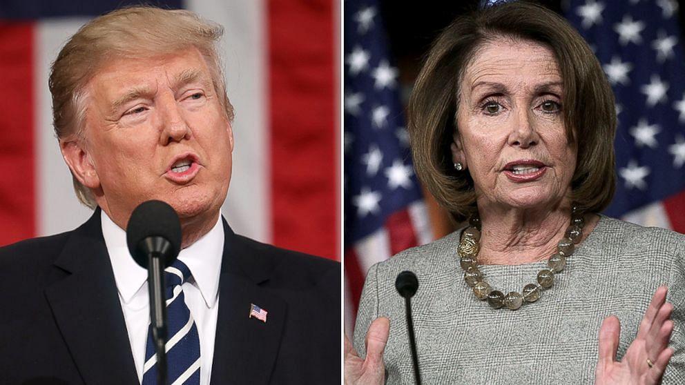 Speaker Pelosi to President Trump: No state of union speech until govt reopens