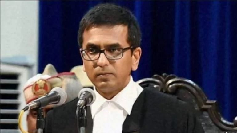 Men have a key role in the fight for gender equality: Justice Chandrachud