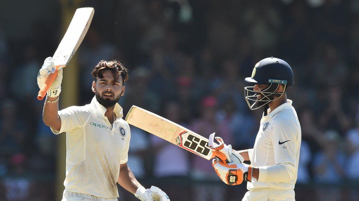 India declare 1st innings for 622/7 vs Australia on Day 2