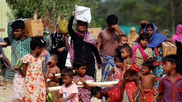 UNHCR raises concern over India's repatriation of Rohingya refugees to Myanmar