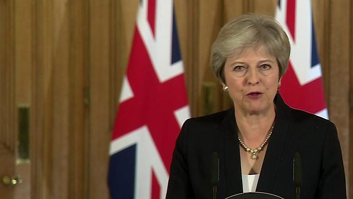 Brexit: British MPs back Theresa May's bid to change deal