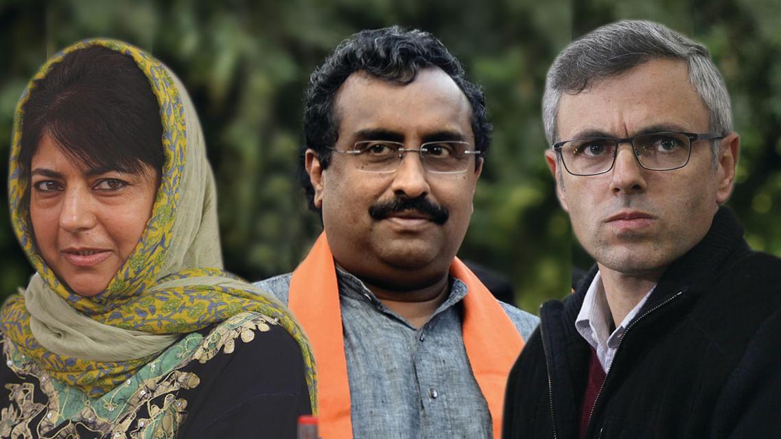 """Dost dost na raha"": Omar mocks Ram Madhav over bullish claims on govt formation in Jammu & Kashmir"