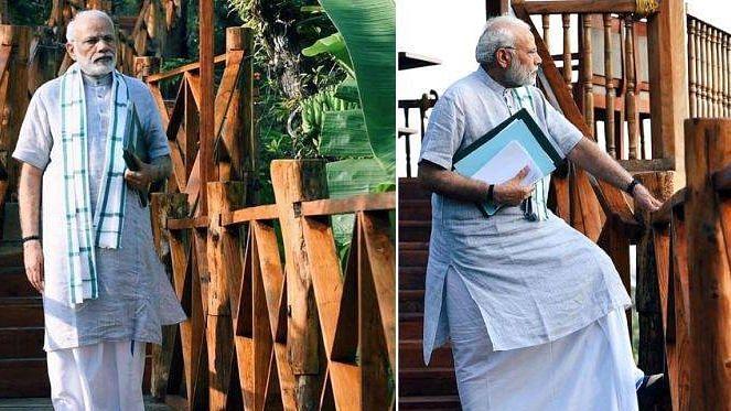 2019 Lok Sabha Polls: Prime Minister Narendra Modi's experiments with clothing