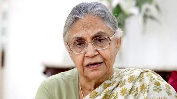 Sheila Dikshit back as DPCC President