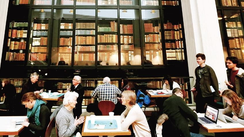 London Diary: Libraries collapsing, intolerant Brexiteers, moral code for writers and more from UK