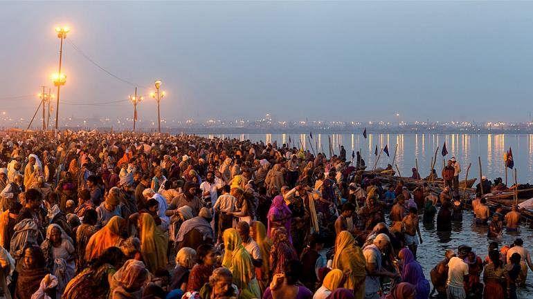The 'political' Kumbh begins at Prayagraj with Shahi Snan