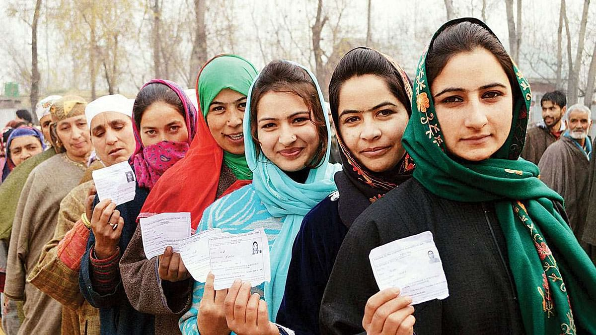 Assembly polls in Jammu and Kashmir  possible simultaneously  with Lok Sabha elections
