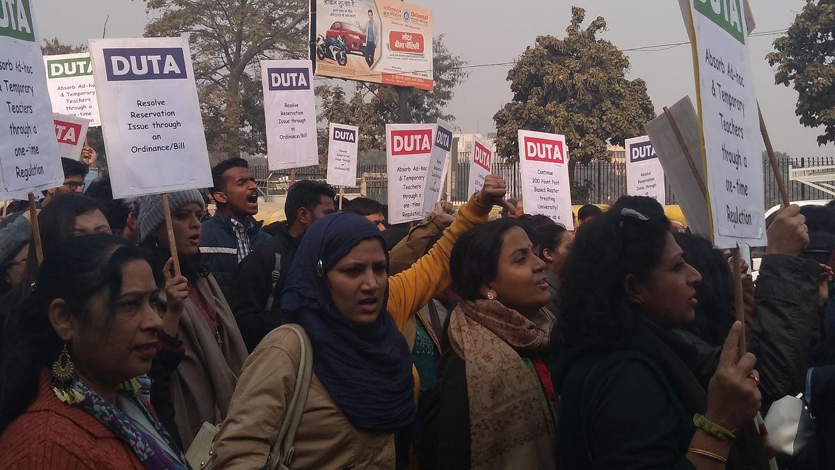 Delhi University: Demoralised teachers list what ails the elite central university