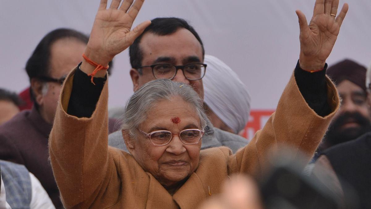 Sheila Dikshit: Aim is to get Congress active, win all 7 Lok Sabha seats in Delhi