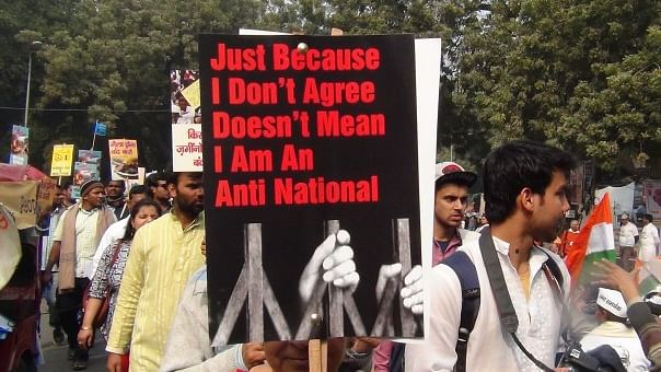 Sedition a potent weapon for India's rulers: 179 arrests,112 cases filed, 2 convictions
