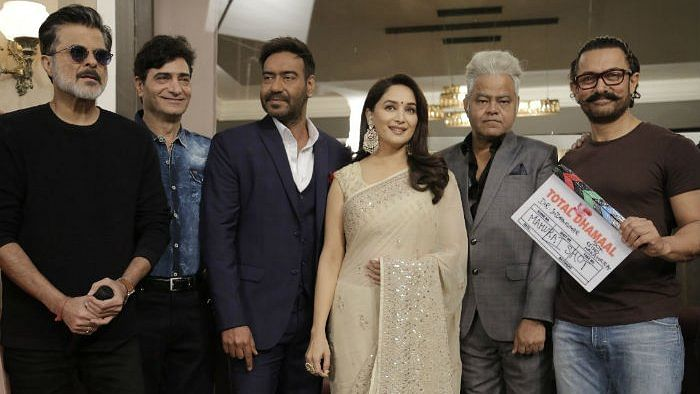 """Ajay Devgn will continue to be a part of Total Dhamaal franchise!"" confirms Director Indra Kumar"