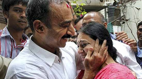 Wife of Sanjiv Bhatt suspects foul play: Unending harassment of 'whistle-blower' in Gujarat
